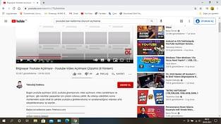 youtube ban kaldırma
